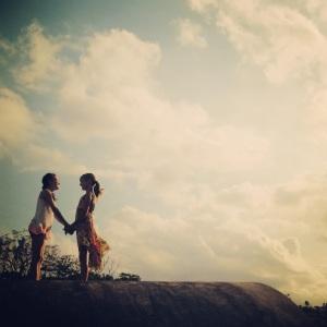 Friends in the Clouds